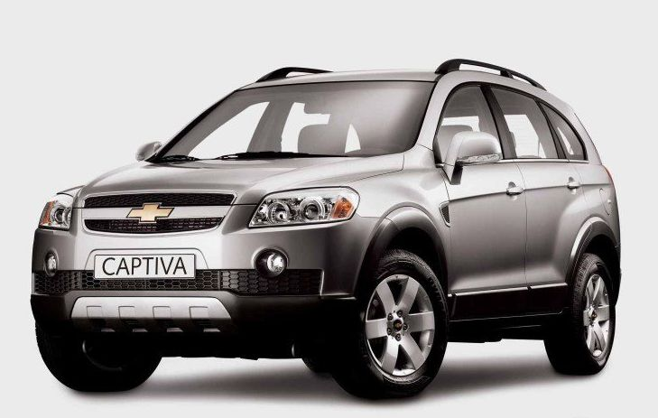 cars chevrolet captiva automatic